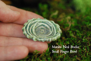 Marsha Neal Studio Small Finger Bowls