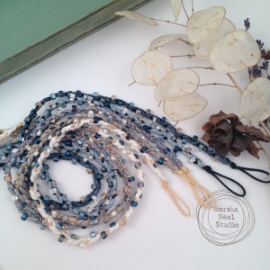 Marsha Neal Studio Braided Silk Cord Kit