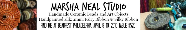 Marsha Neal Studio BeadFest 2016 Spring